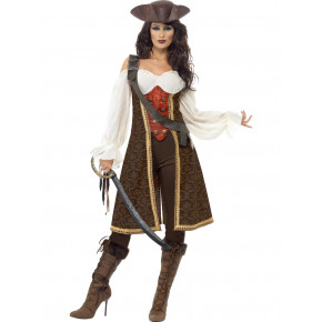 High Seas Pirate Wench kostume