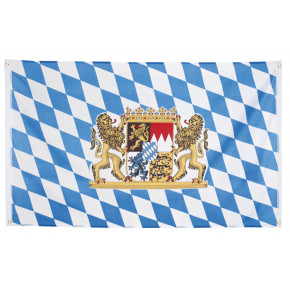 Tyroler flag | Tyroler dekoration - Bavaria flag 90x150
