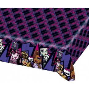 Plastik dug med Monster High print