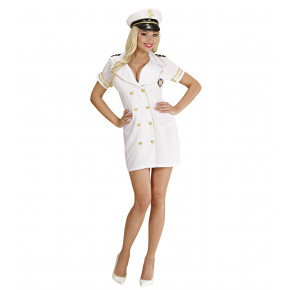 Navy Officer Babe