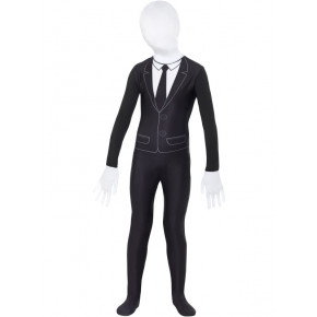 Slenderman skinsuit, barn